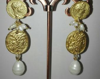 Ancient Rome earrings