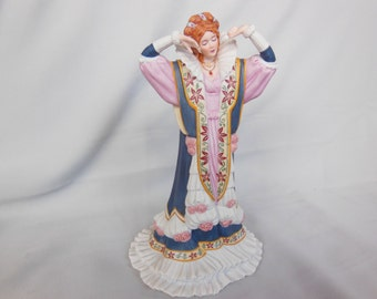 LENOX Doll Figure  Sleeping Beauty Fine Porcelain 9""