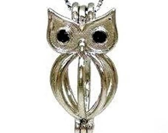Owl Pearl Cage
