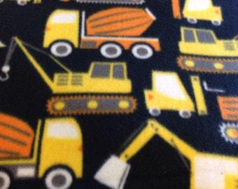 RaToob, Yellow Orange White and Gray Construction Vehicles on Black