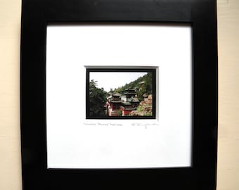 Framed Art, Landscape Photography, Architecture Photo, Framed Photography, Asian Art, Chinese Rooftops, Summer Palace, Asian Decor, 10x10