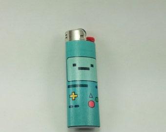 Custom Adventure Time BMO Lighter