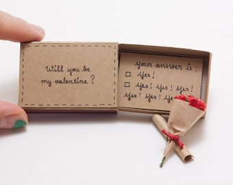 Funny Love card/ Cute Love Card/ Funny Love Card/ Witty Love's Day Card/ Will You Be My Love?/ LV018