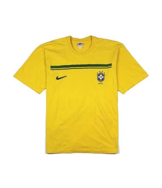 nike t shirt brasil