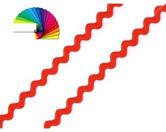 3 M Ric Rac Trim Ribbon width 6 mm