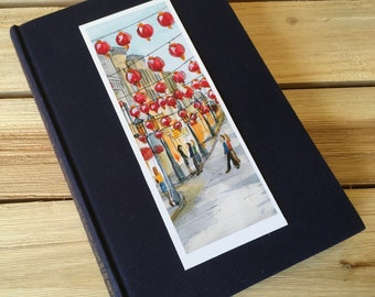 "Bookmark ""Stroll in Chinatown"""
