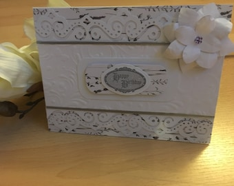 Birthday card, Happy Birthday, gift card, greeting card