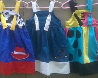 Disney Princess inspired dresses, Toddler knot dress, Everyday dress up dress, Apron dress, Dress up dress
