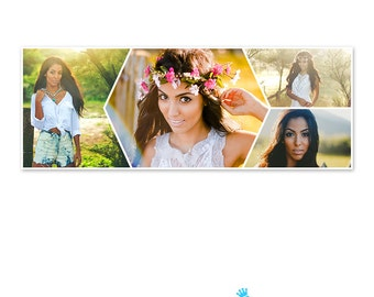 Facebook Cover Template PSD - Facebook Timeline Template PSD - Facebook Timeline Cover - Photoshop Photography Photo FB002