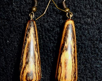 Bocote Earrings