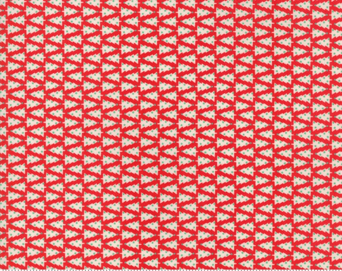 Swell Christmas Red 31125 13 by Urban Chiks for Moda Fabrics