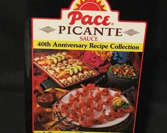Cookbook Tex Mex Picante Sauce SALE PRICE was 9.99 now 6.99