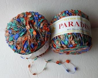 Yarn Sale  - Orange 6 Paradise by Plymouth