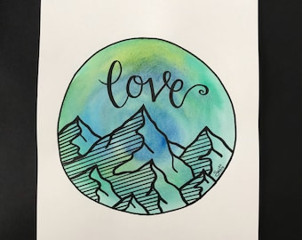 Love Of Mountains