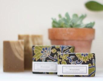 Woodsman Soap/  Handmade Soap /bath and beauty body / Gift Ideas For Him