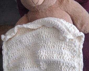 Pretty Angel Cake Blanket