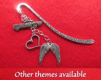 Supernatural bookmark with the theme of your choice.