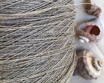 Natural Linen Cord 1mm