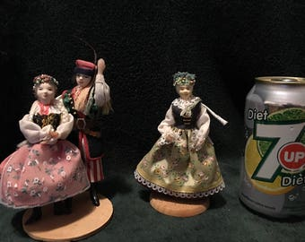Polish Figurines from Krakow 1960