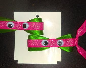 Hot Pink Ninja Turtle Special Request