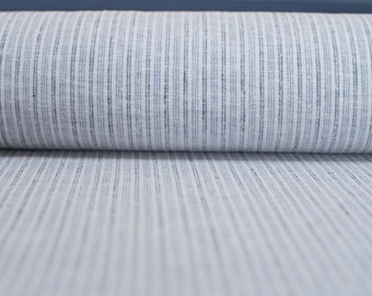 Organic Cotton Ticking Fabric