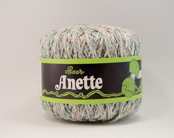 Viscose/Cotton Blend Yarn - Wollbaer Anette yarn from Germany