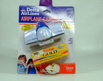 Delta Airlines 110 Camera in Blister Pack