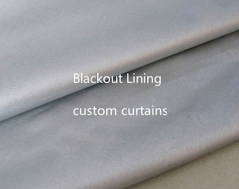 blackout curtain lining, full privacy, protect your curtain from sun and look more substantial