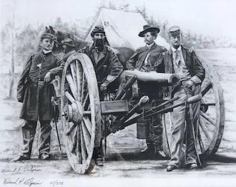 Civil War Print