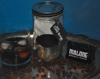 Coffee Gift - DIY Cold Brew Coffee Kit