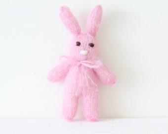 Newborn easter - Baby girl rabbit - Photo prop rabbit - Newborn rabbit - Newborn bunny toy - Newborn girl - Photo prop girl - Newborn girl