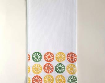 Memorial Union Mandala Tea Towel