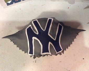 New York Yankees Hand Painted Crabshell