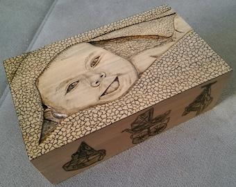 """Jewelery box """"Child"""""""