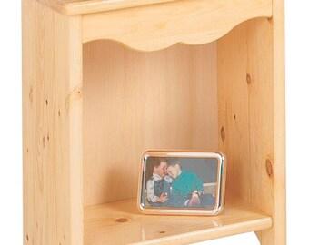 Little Colorado Toddler Bedside Stand - Wood
