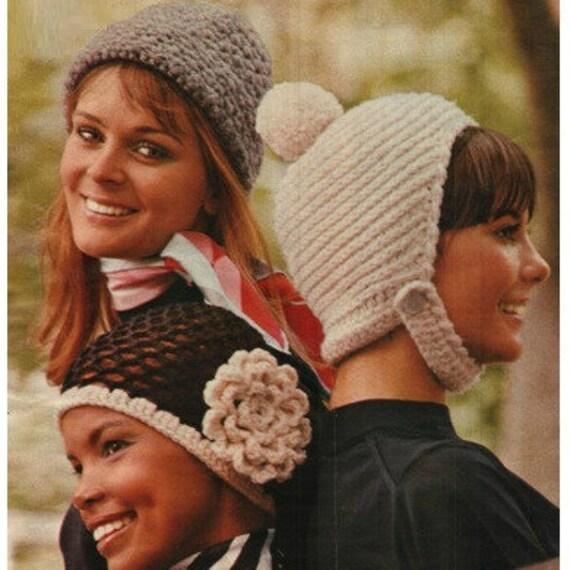 Crochet Helmet Pattern Crochet Flower Hat Pattern Crochet Hat