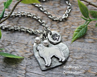 Great Pyrenees Necklace, Great Pyrenees Jewelry, Read Listing Details To Complete Your Order