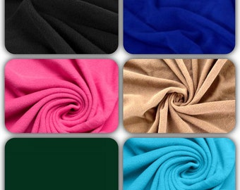 Stay Dry, Soft Microfleece, Microchamois, Microplush By The Yard - 14 Colors