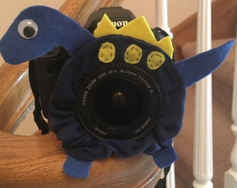 Dinosaur Camera Accessory