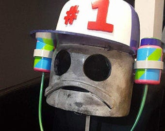 SMITTY WERBENJAGERMANJENSEN MASK SpongeBob SquarePants