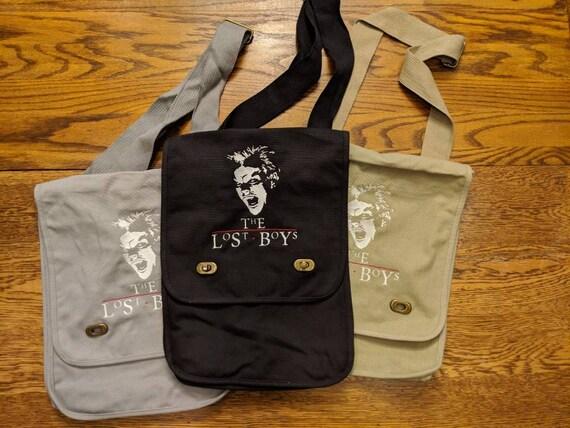 The Lost Boys Messenger Bag (vampires, 80s, 80s kids, vampire, throwback, throw back)