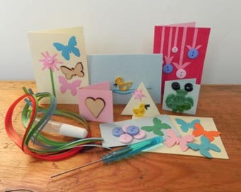 Card Making Kit by Apples To Pears -