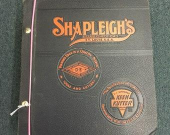 Shepleigh's catalog (Diamond and Keen Kutter)