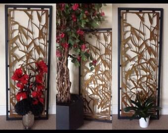 Bespoke garden screens , indoors or outdoors