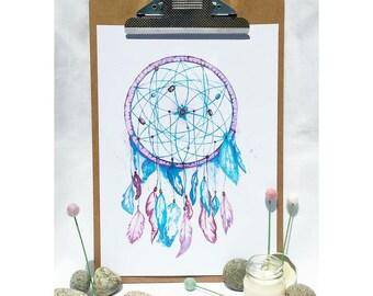 Art Print - Dreamcatcher