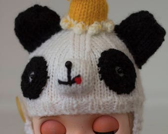 Panda Blythe Helmet