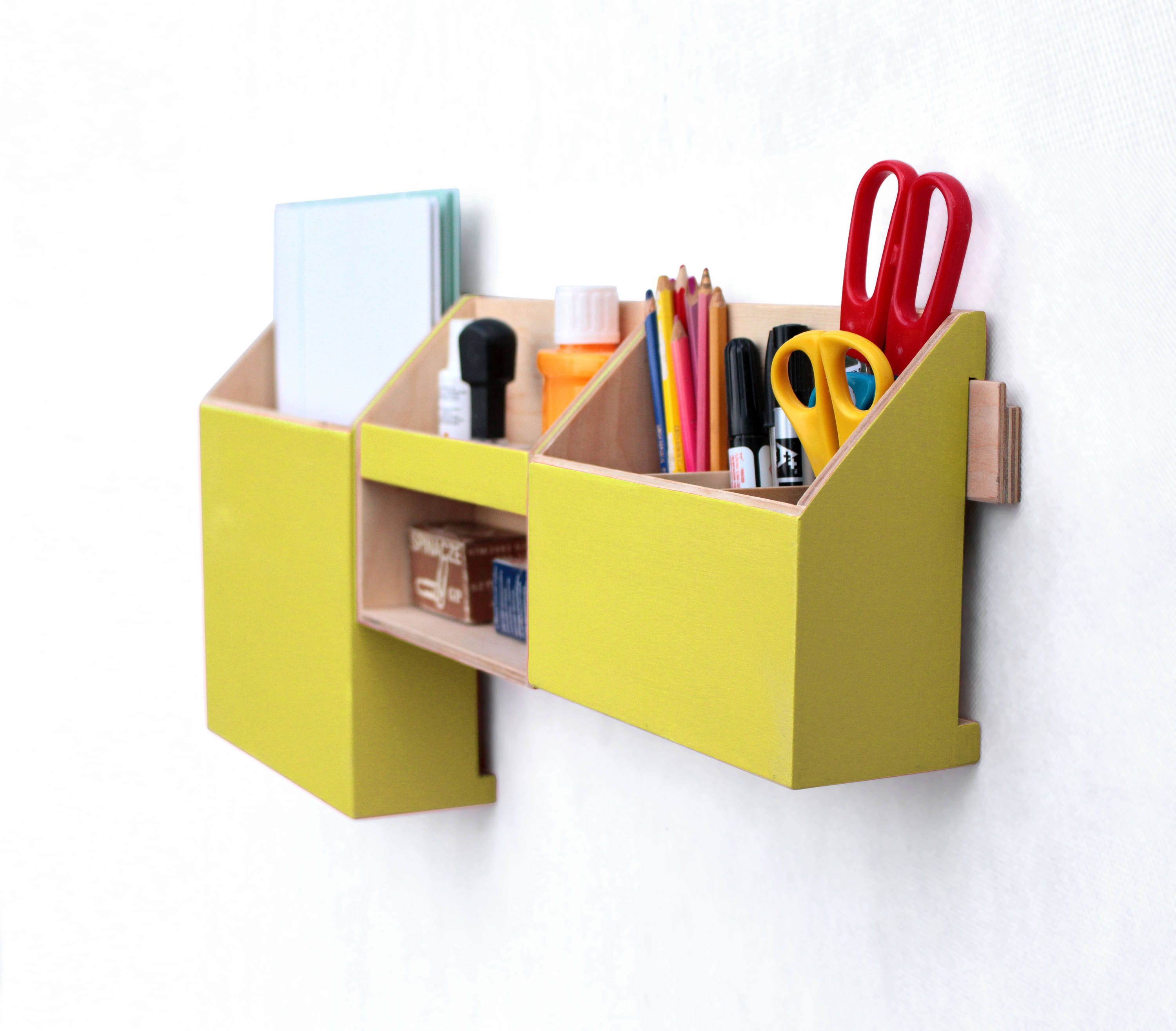 yellow top ingenuity desk accessories stuff men mens office creative cool home for