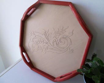 Restyled tray