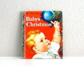 Baby's Christmas A Little Golden Book