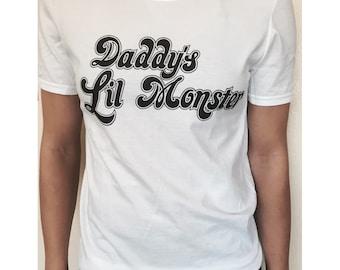 Chemise de Monster lil de Harley Quinn Daddy
